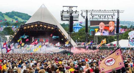 Vlada Velike Britanije će s oko milijun eura pomoći festivalu Glastonbury