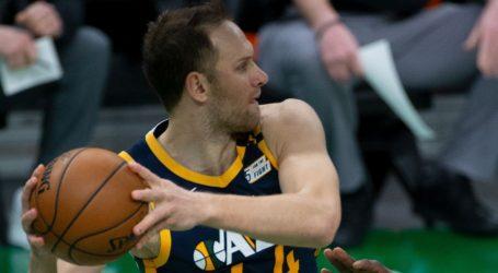 NBA: Usprkos učinku sezone Bogdanovića Jazz izgubio od Wizardsa