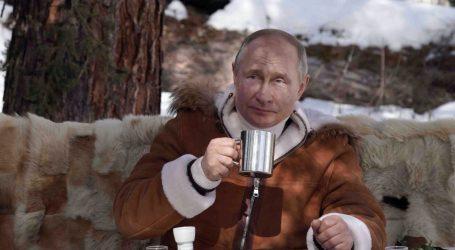 Vladimir Putin proglašen najseksipilnijim muškarcem u Rusiji