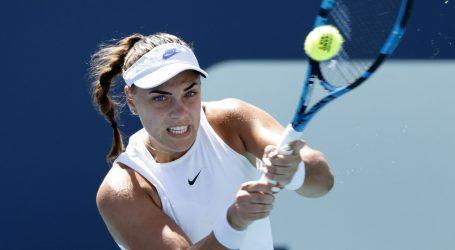Veliki skok Ane Konjuh na WTA ljestvici