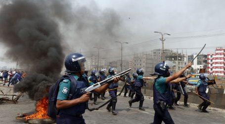 Prosvjedi u Bangladešu: Policija pucala na radnike, ubila petoricu
