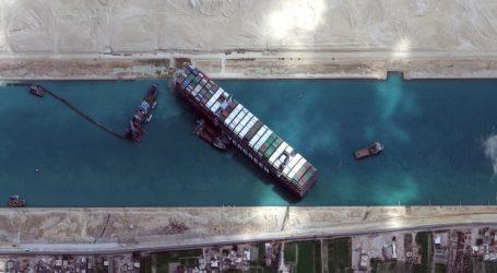"""Uprava Sueskog kanala: """"Možda ćemo proširiti južni dio kanala"""""""