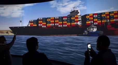 Nema više gužve: Svi brodovi koji su čekali prošli Sueskim kanalom
