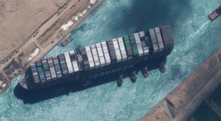 Vlasnik Ever Givena kaže da Efipat traži odštetu zbog blokade Sueskog kanala
