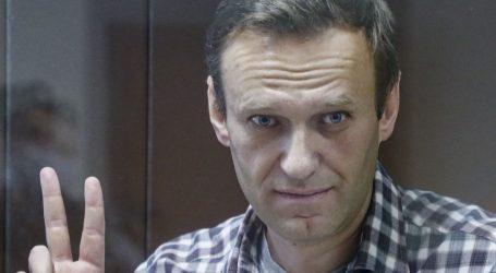 Ruska zatvorska služba odlučila prebaciti Navaljnog na bolnički odjel