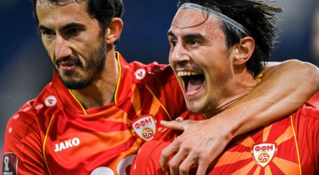 Sjeverna Makedonija šokirala Njemačku, ostali velikani uspješni
