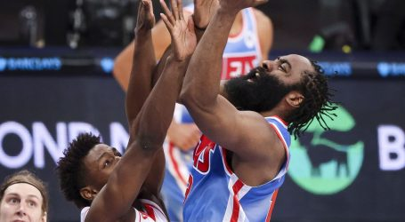 NBA: Harden se ozlijedio protiv Rocketsa, Drummond debitirao za Lakerse