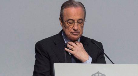 Florentino Perez ponovno izabran za predsjednika Real Madrida
