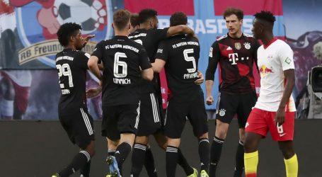 Korak bliže novom naslovu: Bayernu minimalna pobjeda u Leipzigu