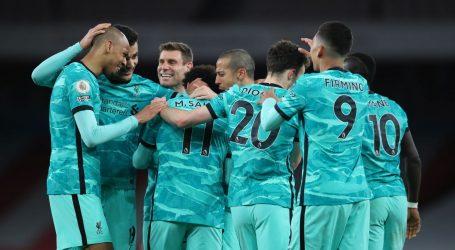 Premierliga: Liverpool uvjerljiv na gostovanju kod Arsenala