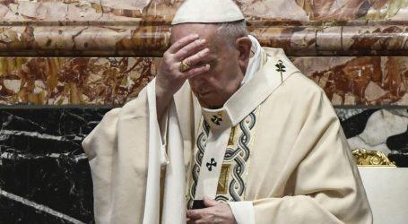 Uskrsnju molitvu papa Franjo posvetio starijima i bolesnima