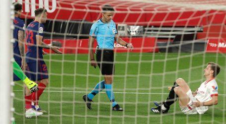 Zakomplicirala se borba za naslov prvaka: Sevilla srušila Atletico Madrid