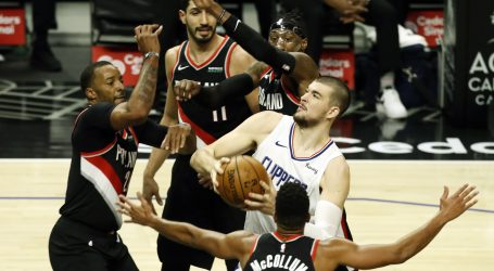 NBA: Poraz Clippersa uz skroman učinak Zubca
