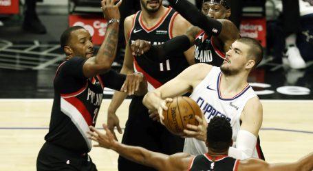 NBA: Clippersi slavili u Portlandu, Zubac solidan