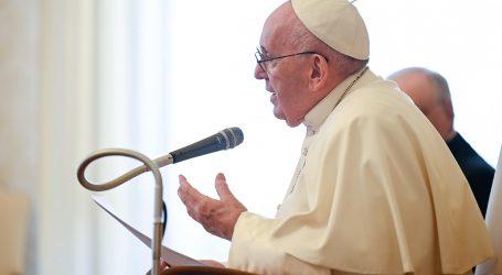 Papa Franjo želi čim prije posjetiti Libanon