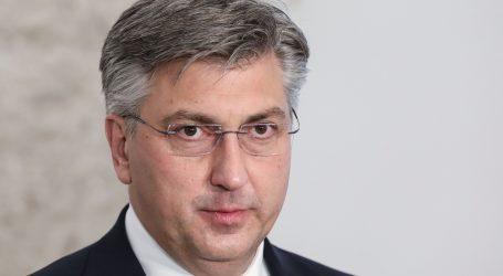 """Plenković: """"Nastavljamo cijepljenje AstraZenecom"""""""