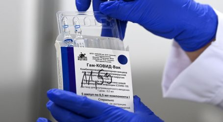Indija odobrila rusko cjepivo Sputnjik V
