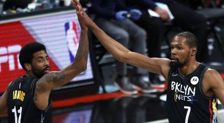 NBA: Povratak Duranta u uvjerljivoj pobjedi Brooklyna