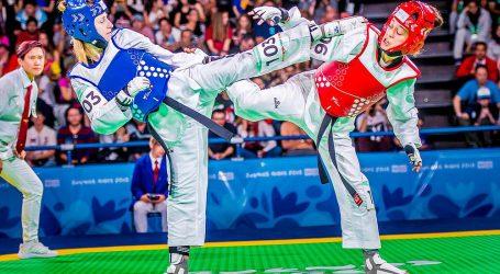 Matea Jelić i Bruna Vuletić postale europske prvakinje u taekwondou