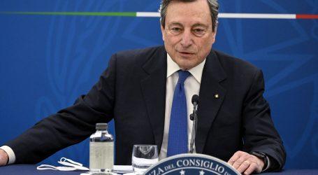 Talijanski premijer Draghi predstavlja plan oporavka