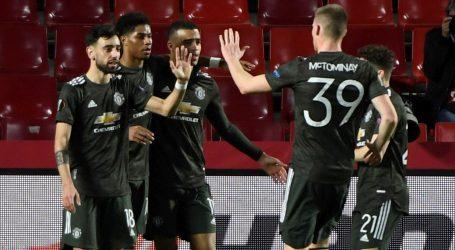 Europa liga: Rutinska pobjeda Uniteda, Slavija remizirala s Arsenalom