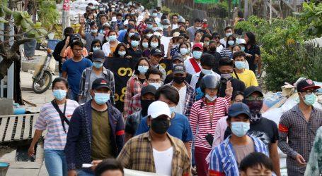 Protivnici državnog udara u Mjanmaru formirali vladu nacionalnog jedinstva