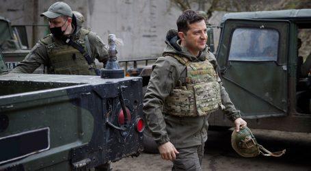 Eskalacija na rusko-ukrajinskoj granici: G7 osuđuje gomilanje ruskih snaga