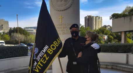 Splitska policija izvijestit će DORH o okupljanju HOS-a i uzvikivanju ustaških pozdrava