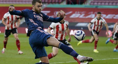 Pobjede Arsenala i Lyona, Atletico Madrid remizirao