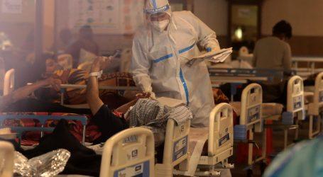 U Indiji ponovno rekordni broj novozaraženih
