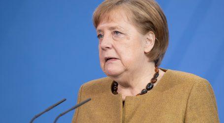 Njemačka kancelarka Angela Merkel u petak će se cijepiti cjepivom AstraZenece