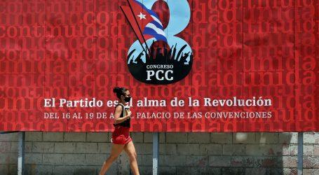 Kuba: Povijesni kongres Komunističke partije, posljednji za obitelj Castro