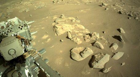 Perseverance proizveo kisik na Marsu