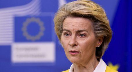 """Ursula von der Leyen: """"Cijepljeni američki turisti moći će posjetiti EU"""""""