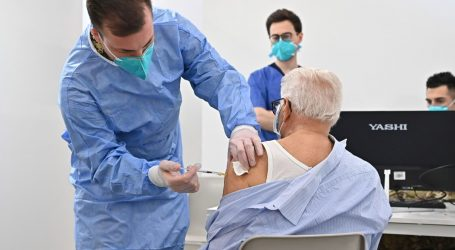 U Europi protekli tjedan dano 17 milijuna doza cjepiva protiv covida-19