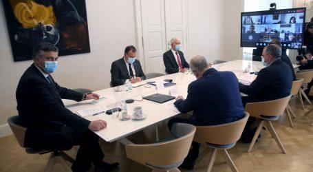 """Završio je sastanak Znanstvenog savjeta. Božinović: """"Produžujemo postojeće mjere"""""""