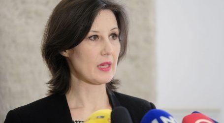 """Dalija Orešković: """"Po nalogu Reinera straža mi onemogućila ulazak u sabornicu"""""""
