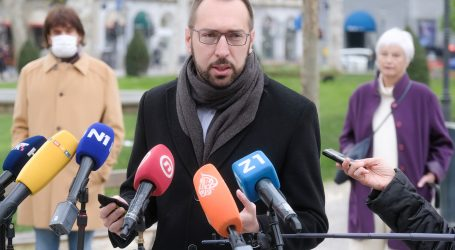 Tomašević predstavio nestranački Savjet za Zagreb