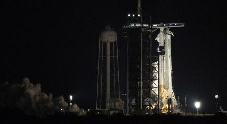 SpaceX u četvrtak prevozi četvero astronauta na ISS
