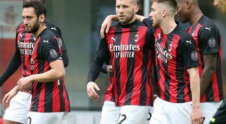 Italija: Milan u uzbudljivom susretu svladao Genou, Ante Rebić zabio prvi pogodak