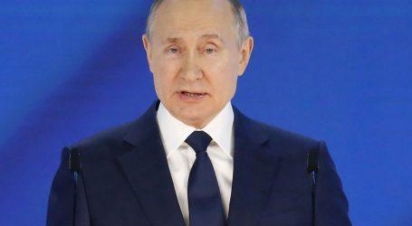 """Putin upozorio da će Rusija oštro i munjevito odgovoriti na strane """"provokacije"""""""