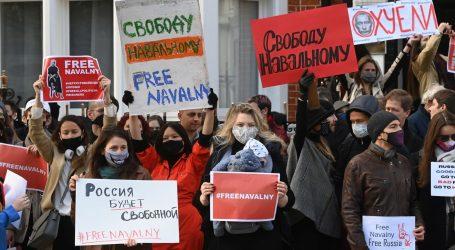 Moskovski sud zabranio rad Navaljnijevim organizacijama