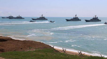 Rusija kaže da je počela povlačiti vojnike s Krima nakon vježbi