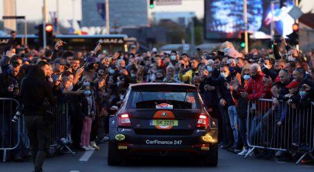 WRC Croatia Rally: Svečanim startom započeo najveći automobilistički spektakl u Hrvatskoj
