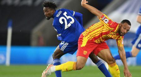 Premierliga: Leicester slavio protiv WBA