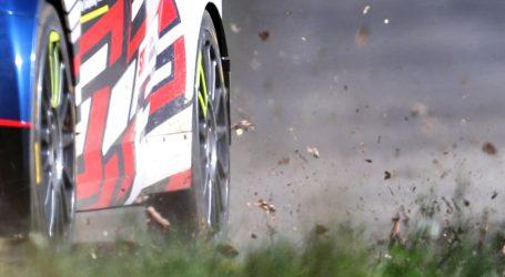 Croatia Rally: Mladi Finac, vodeći u ukupnom poretku SP-a, izletio već u prvoj etapi Rude – Plešivica