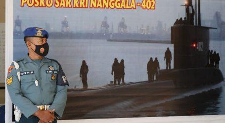 Indonezija: Sve manje nade da će se spasiti posada nestale podmornice, vjerojatno je već ponestalo kisika