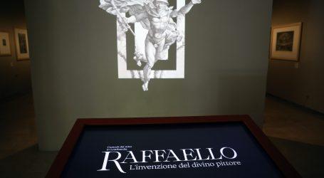 """Svečano otvorena velika međunarodna izložba """"Rafael – na ishodištu mita"""""""