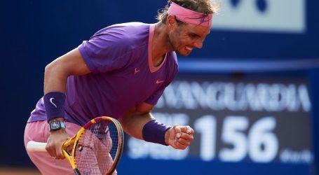 Rafael Nadal pobjednik ATP turnira u Barceloni. Svladao je Tsitsipasa nakon tri sata i 38 minuta