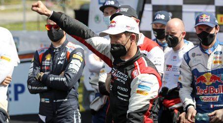 Ogier za šest desetinki slavio na Croatia Rallyju, a Evans ispustio pobjedu